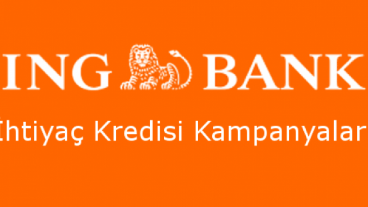 İNG Bank 3 ay ertelemeli 100 Bin TL kredi