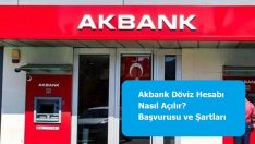 Akbank Döviz Hesabı Nasıl Açılır? Başvurusu ve Şartları