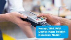 Kuveyt Türk POS Destek Hattı Telefon Numarası Nedir?