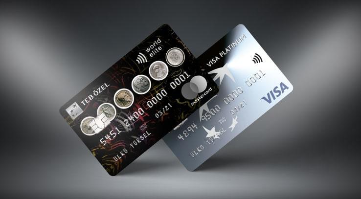 teb kredi kartlari ozellikleri
