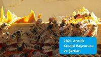 2021 Arıcılık Kredisi Başvurusu ve Şartları