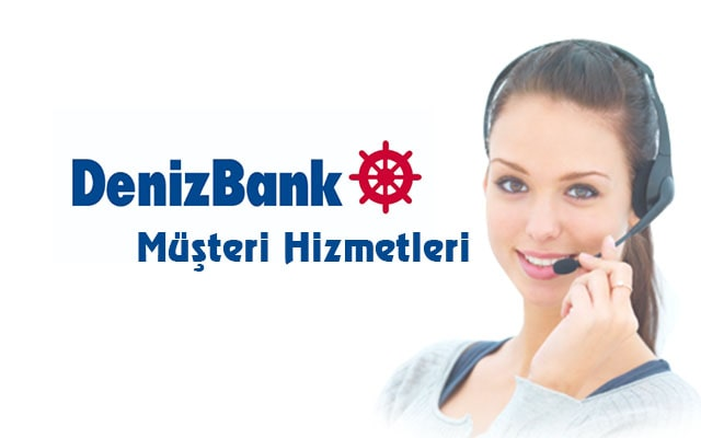 denizbank mobil bankacilik islemleri