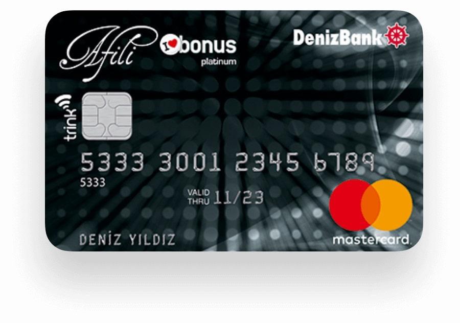 denizbank kredi karti limit artirma islemi