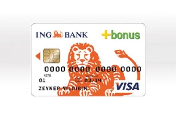 ing bank kart limit artirimi