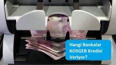 Hangi Bankalar KOSGEB Kredisi Veriyor?