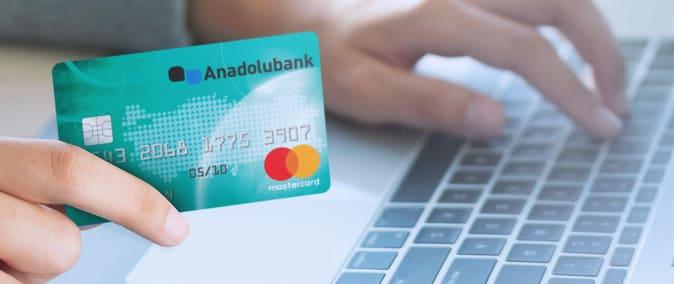 anadolu bank internet bankaciligindan kredi karti ayarlari degistirilir mi