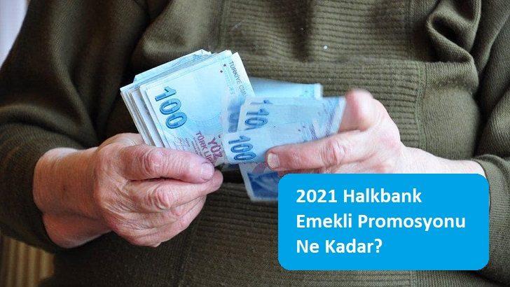 2021 Halkbank Emekli Promosyonu Ne Kadar?