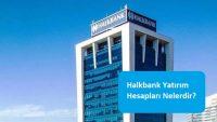 Halkbank Yatırım Hesapları Nelerdir?
