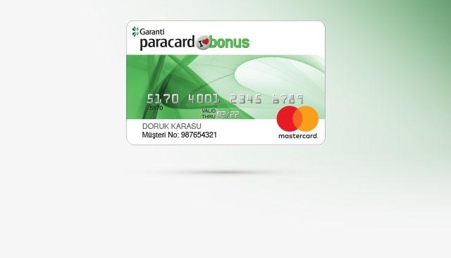 bonus flas ile garanti bbva kredi karti limit artirimi